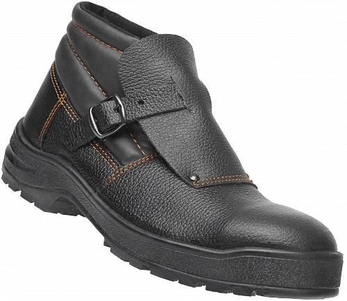 Ботинки сварщика утепленные с МП, Рабочая обувь - арт. 1107760242