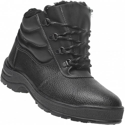Ботинки кожаные утепленные Профи, Рабочая обувь - арт. 1109240242