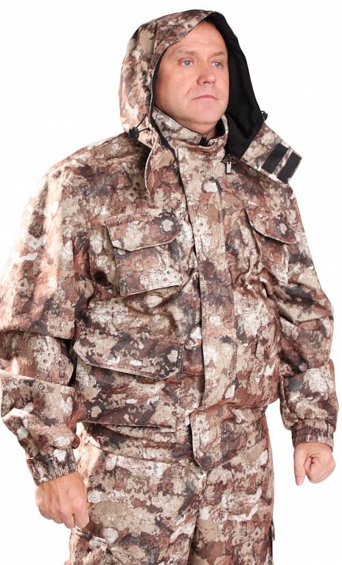 Купить Костюм HUNTER (куртка+брюки), ткань Алова, цвет Глобус, , Энергия спецодежда