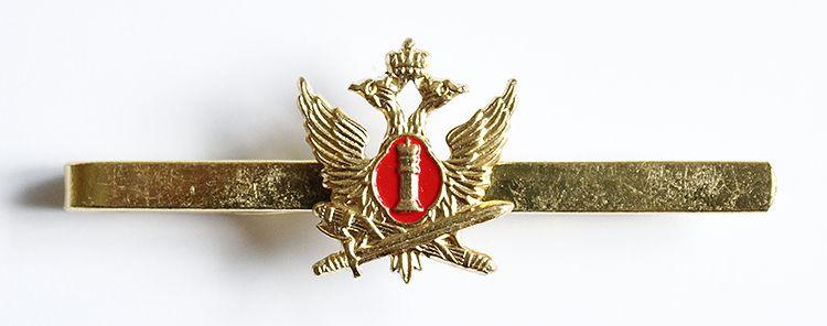 Зажим для галстука УИС металл