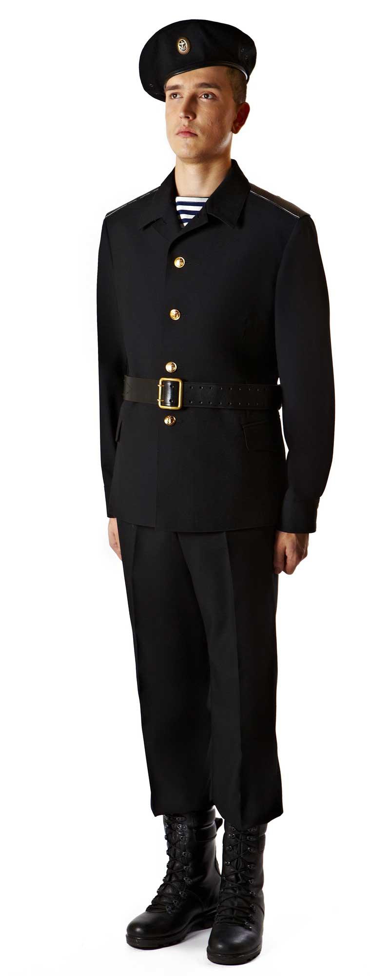 военная форма курсантов