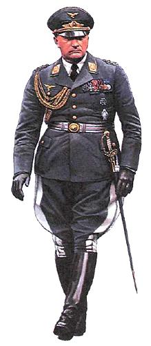 General Luftwaffe uniform Minecraft Skin