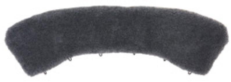 Купить Воротник черный искусственный мех, Компания «Сплав»
