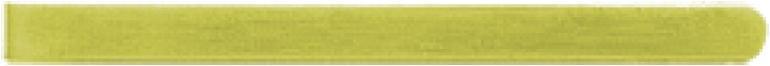 Зажим для галстука Гладкий металл