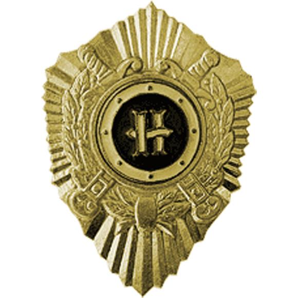 Нагрудный знак Классность р/с МВД Наставник металл