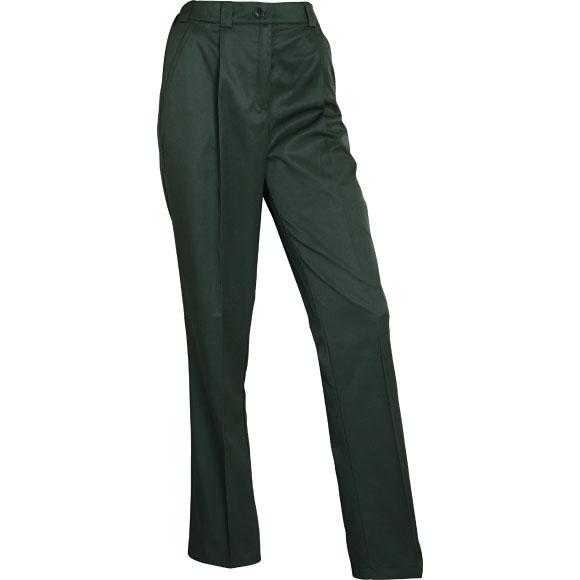 Брюки летние женские М2 зеленые