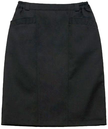 Купить Юбка М2 полушерстяная черная, Компания «Сплав»