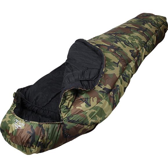 Спальный мешок Centurion 500 зеленый R