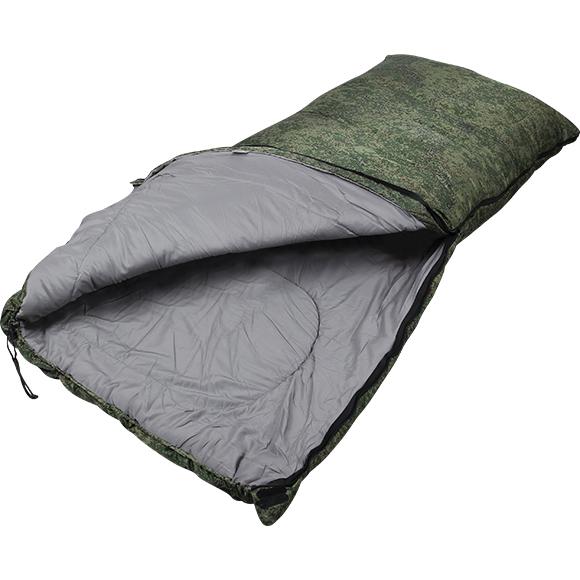 Спальный мешок Scout 3 цифровая флора, Спальники-одеяла - арт. 295710369
