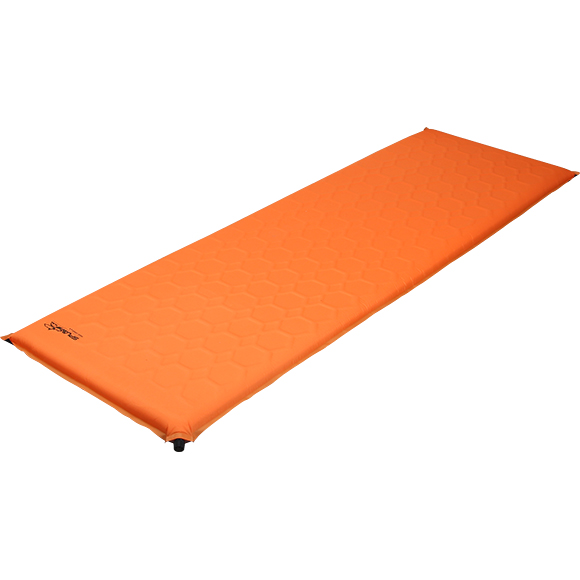Коврик самонадувающийся Maxi Camp 6.4 (оранжевый) (196х64х6.4), Коврики и сидушки - арт. 569550197