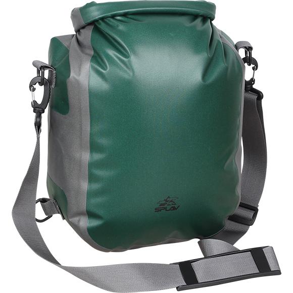 Гермосумка Shoulder (зеленый)