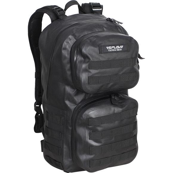 Рюкзак влагозащитный Naval 35( черный)