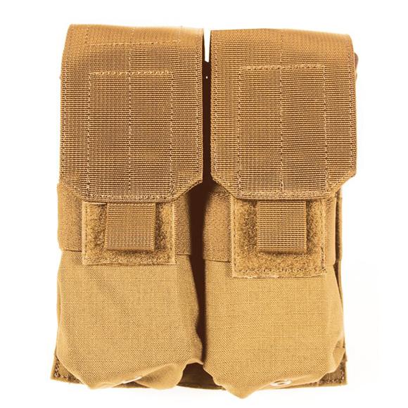 Купить Подсумок для магазинов S.T.R.I.K.E. M4 Double Mag Pouch Blackhawk coyote tan