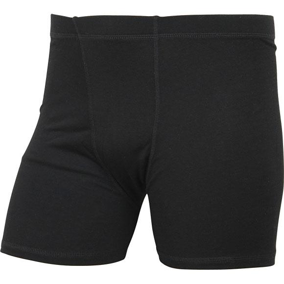 Термобелье Comfort трусы Merino wool черные