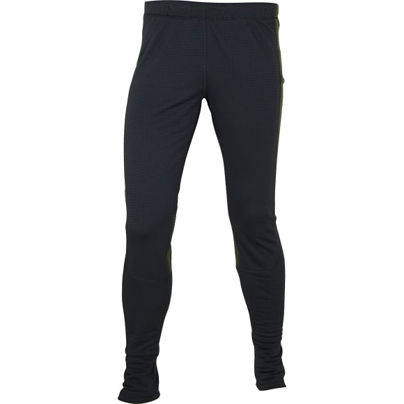 Термобелье брюки Active Polartec Thermal Grid черный/alpine Сплав