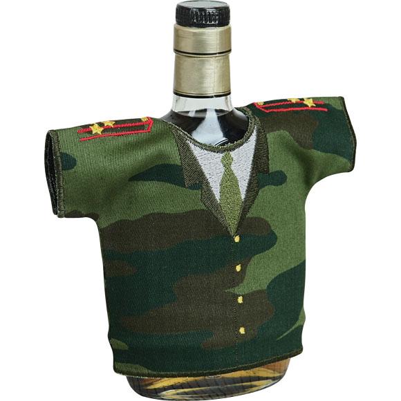 Купить Рубашка-сувенир Настоящий полковник камуфлированная вышивка, Компания «Сплав»