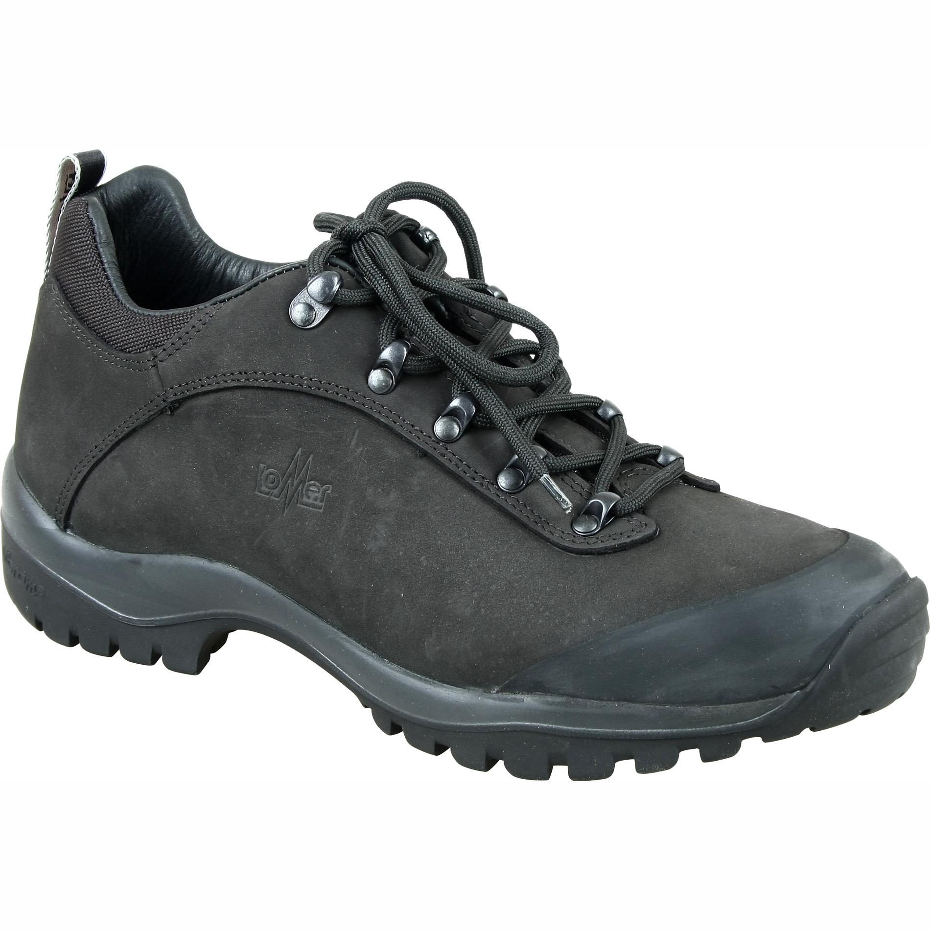 Купить Ботинки трекинговые Lomer Terrain antra/gray, Lomer®