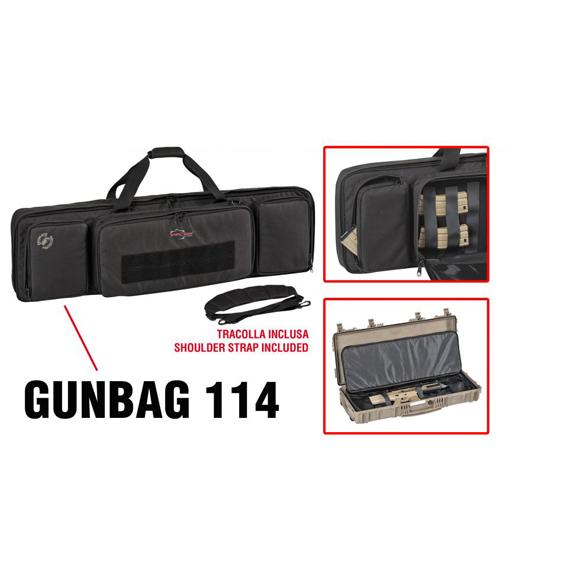 Оружейный чехол Explorer GUNBAG 114, Кейсы - арт. 111750155