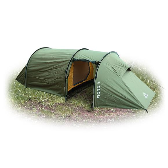 Палатка Fiord 3 зеленый