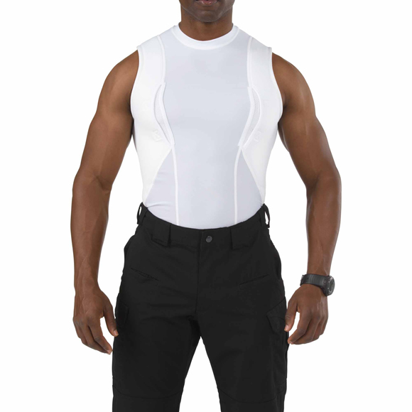 Майка 5.11 Sleeveless Holster Shirt white, Майки - арт. 397340180