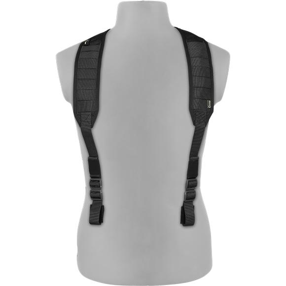 Лямки плечевые универсальные облегченные v.3 черные, Разгрузки - арт. 27840194