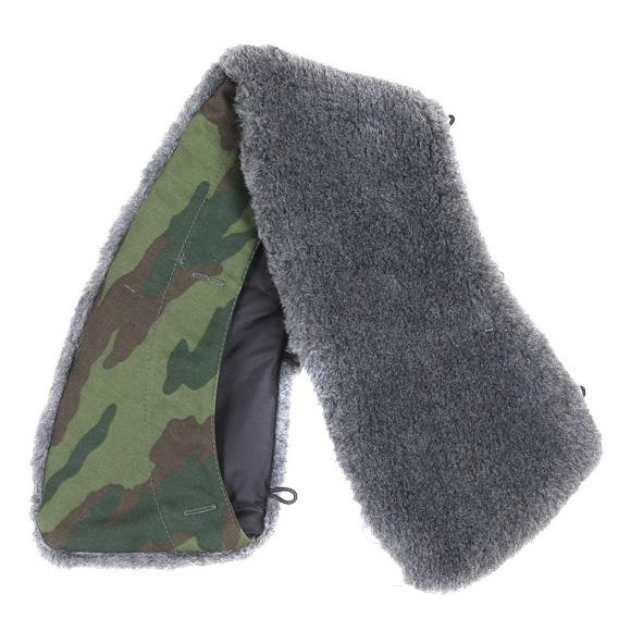 Купить Воротник искусственный мех 3-цв Winter, Компания «Сплав»