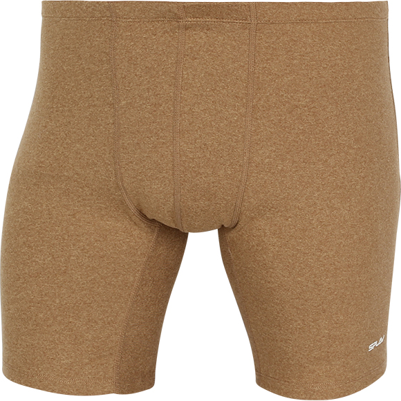 Трусы удлиненные Russian Winter long shorts coyote brown