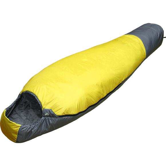 Спальный мешок Antris 60 L серый/оранж