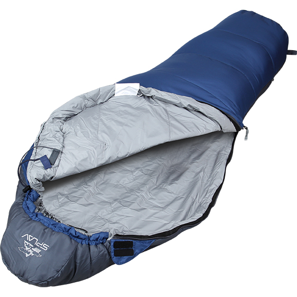 Спальный мешок Expedition Junior 150 синий, Кемпинговые (Лето) спальники - арт. 137420372
