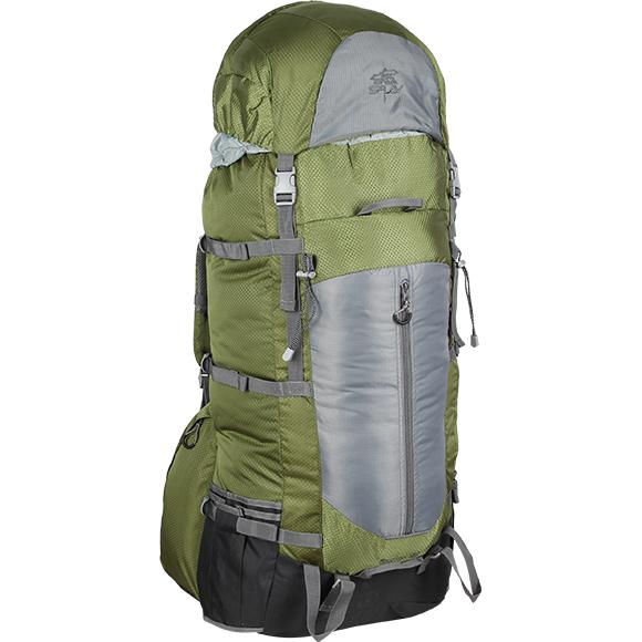 Рюкзак Bastion 130 зеленый, Трекинговые рюкзаки - арт. 658350269