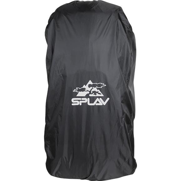 Купить Накидка на рюкзак 130 л черный, Компания «Сплав»