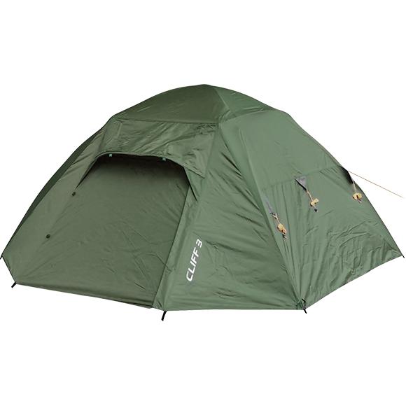 Палатка Cliff 3, Палатки трехместные - арт. 369200321