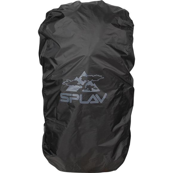 Накидка на рюкзак 45-60 л черный