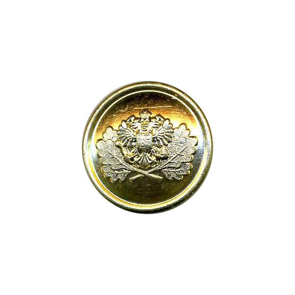 Пуговица Лесная диам. 22мм металл