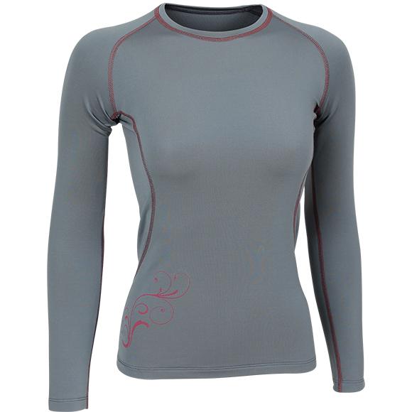 Термобелье Energy Rose футболка L/S женская серая