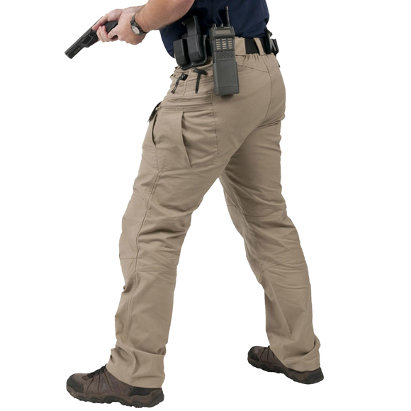 Брюки Helikon-Tex Urban Tactical Pants rip-stop mud brown L/Regular
