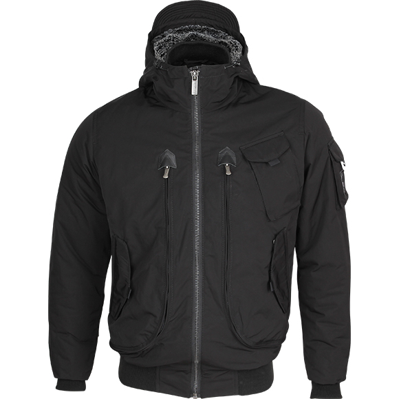 Куртка Falcon черная, Куртки - арт. 374290156