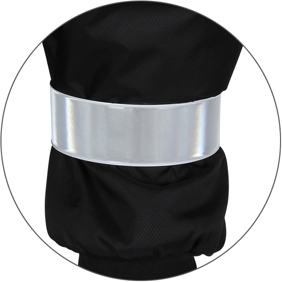 Купить Слэп браслет светоотражающий белый, Компания «Сплав»