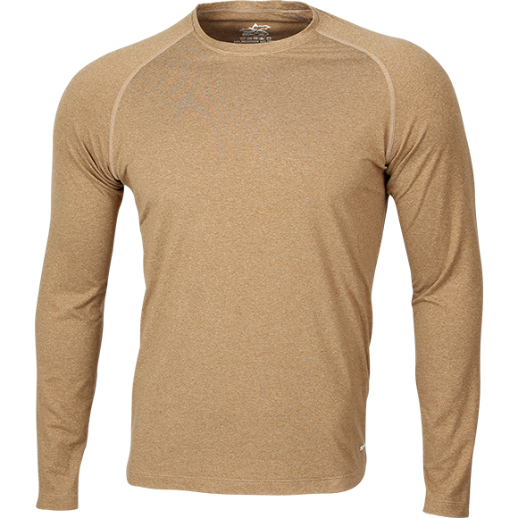Термобелье Russian Winter футболка L/S coyote brown