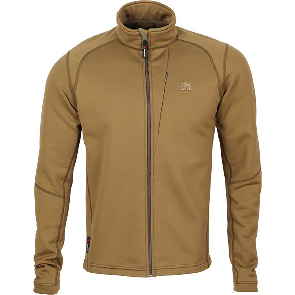 Купить Куртка Polartec Power Stretch Pro coyote brown, Компания «Сплав»