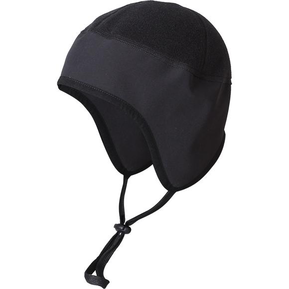 Шапочка 4 мод.2 SoftShell черная