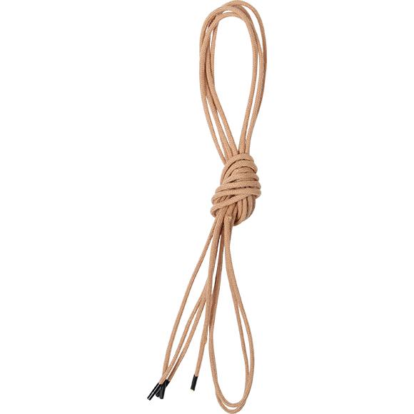 Шнурки (пара) кевлар. плетен. Спец L=150 см бежевый