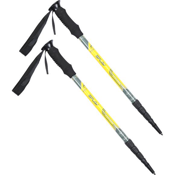 Треккинговые палки Unit Compact Alu (2 шт), Треккинговые палки - арт. 689420287