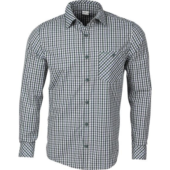 Рубашка Everyday, длинный рукав, клетка сине-зеленая - артикул: 685920163