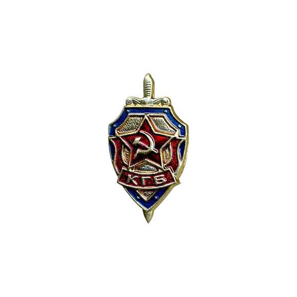 Миниатюрный знак Военный комиссариат металл