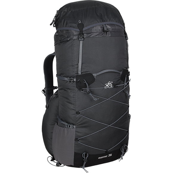 Рюкзак Gradient 35 серый L, Трекинговые рюкзаки - арт. 712050269