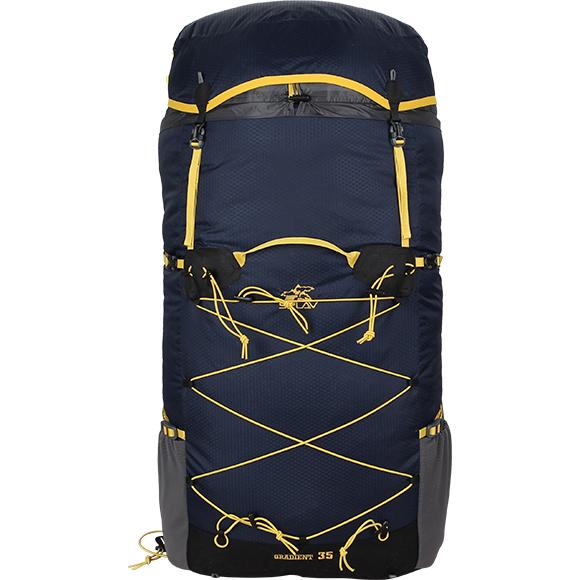 Рюкзак Gradient 35 темно-синий L, Трекинговые рюкзаки - арт. 708960269