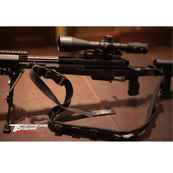Ремень тактический оружейный цифровая флора универсальный Долг-М3 (погон)