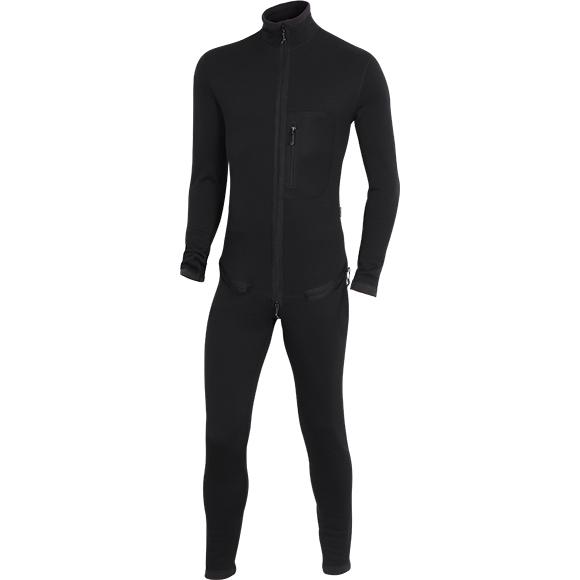 Купить Комбинезон мод.3 Power Stretch черный, Компания «Сплав»