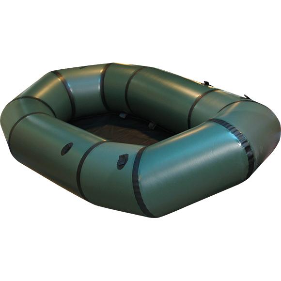 Пакрафт  Nyrok  зеленый, Лодки - арт. 885980222
